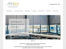 Arkitex & Gardindepotet A/S